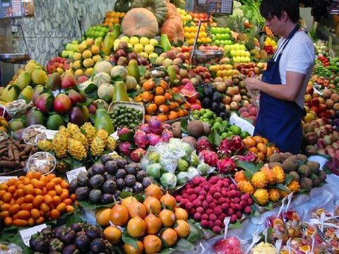 Russia Will Ban All Imports Of US Food And EU Fruits And Vegetables